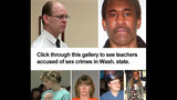 PHOTOS: Teachers accused of sex crimes in Wash. state - (2/19)