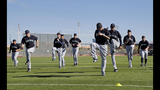 PHOTOS: Mariners spring training 2014 - (13/18)