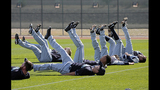 PHOTOS: Mariners spring training 2014 - (4/18)