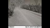 PHOTOS: Snow closes mountain passes Monday morning - (1/16)
