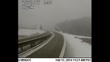 PHOTOS: Snow closes mountain passes Monday morning - (16/16)