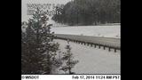 PHOTOS: Snow closes mountain passes Monday morning - (13/16)