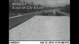 PHOTOS: Snow closes mountain passes Monday morning - (6/16)