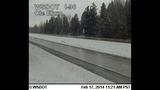 PHOTOS: Snow closes mountain passes Monday morning - (14/16)