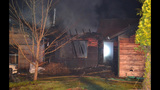 PHOTOS: Three injured in early-morning house fire - (1/6)