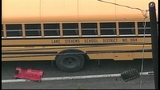 PHOTOS: SUV smashed in crash with school bus - (10/10)