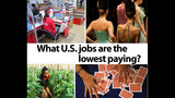 PHOTOS: What U.S. jobs are the lowest paying? - (13/22)