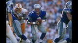 PHOTOS: Seahawks of the 1980s and '90s - (8/25)