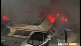 PHOTOS: Multiple boats engulfed by flames in… - (8/25)
