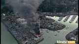 PHOTOS: Multiple boats engulfed by flames in… - (24/25)
