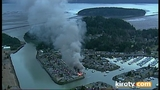 PHOTOS: Multiple boats engulfed by flames in… - (11/25)