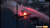 PHOTOS: Multiple boats engulfed by flames in… - (12/25)