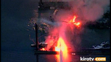 PHOTOS: Multiple boats engulfed by flames in… - (15/25)