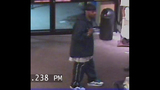 PHOTOS: Man wanted in back seat robbery - (1/4)