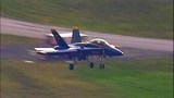 PHOTOS: Blue Angel Jet #7 arrives in Seattle - (6/18)