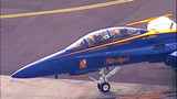 PHOTOS: Blue Angel Jet #7 arrives in Seattle - (16/18)