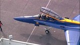 PHOTOS: Blue Angel Jet #7 arrives in Seattle - (17/18)