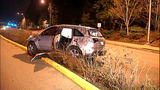 PHOTOS: 2 arrested, cars crunched in double DUI crash - (14/18)