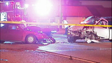 PHOTOS: Head-on crash kills man in South Seattle - (7/10)