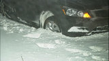 PHOTOS: Treacherous conditions close Snoqualmie Pass - (10/20)