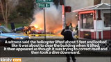 PHOTOS: News helicopter crashes in Seattle - (16/25)
