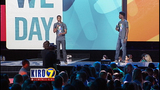 PHOTOS: Thousands pack Key Arena for We Day - (13/25)