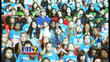 PHOTOS: Thousands pack Key Arena for We Day - (4/25)