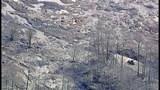 PHOTOS: Chopper 7 over devastating landslide - (1/25)