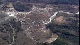 PHOTOS: Chopper 7 over devastating landslide - (13/25)