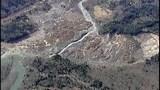 PHOTOS: Chopper 7 over devastating landslide - (11/25)