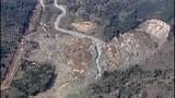PHOTOS: Chopper 7 over devastating landslide - (9/25)