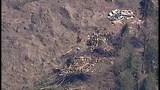 PHOTOS: Chopper 7 over devastating landslide - (12/25)