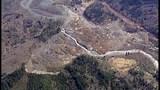 PHOTOS: Chopper 7 over devastating landslide - (3/25)