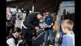 PHOTOS: Seahawks, Sounders players visit Darrington - (10/25)
