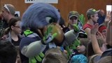 PHOTOS: Seahawks, Sounders players visit Darrington - (13/25)