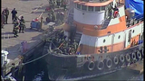 Tugboat fire at Fisherman's Terminal_4856649
