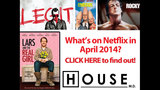 PHOTOS: What's new on Netflix in April 2014? - (12/25)