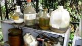 PHOTOS: Secret lab, toxic chemicals found in… - (21/25)