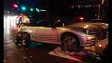 PHOTOS: Wild chase ends in 3-car crash - (7/8)
