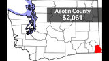 PHOTOS: Which Washington counties pay the… - (17/22)