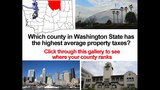 PHOTOS: Which Washington counties pay the… - (13/22)