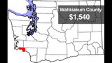 PHOTOS: Which Washington counties pay the… - (12/22)