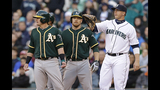 PHOTOS: Seattle Mariners, April 2014 - (9/25)