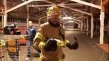 PHOTOS: Firefighters help rescue animals from… - (14/19)