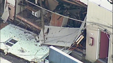 PHOTOS: Explosion rips hole in Seattle motel - (18/18)