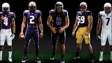 PHOTOS: UW Huskies unveil new uniforms for… - (10/17)