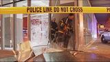 Vehicle hits downtown Seattle Target store_5139142