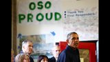 PHOTOS: President Obama tours Oso landslide site - (8/25)