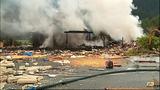 PHOTOS: Blast destroys North Bend buildings - (19/25)