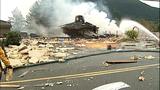 PHOTOS: Blast destroys North Bend buildings - (16/25)